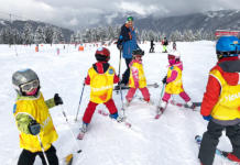 美国儿童滑雪装备