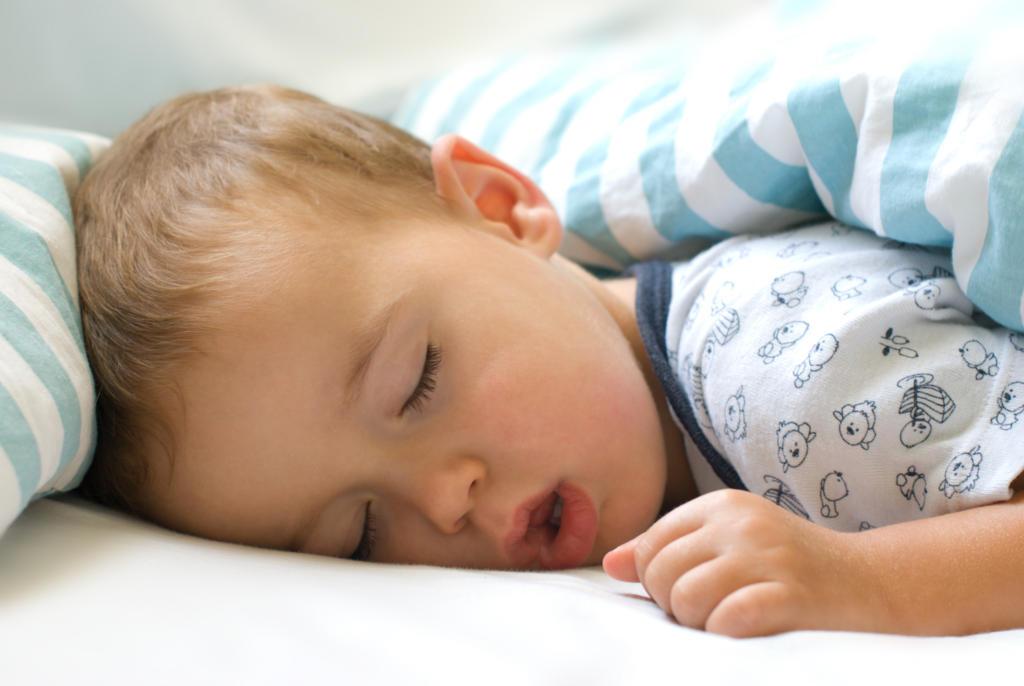睡眠倒退sleep regression