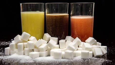 美国宝宝含糖零食饮料