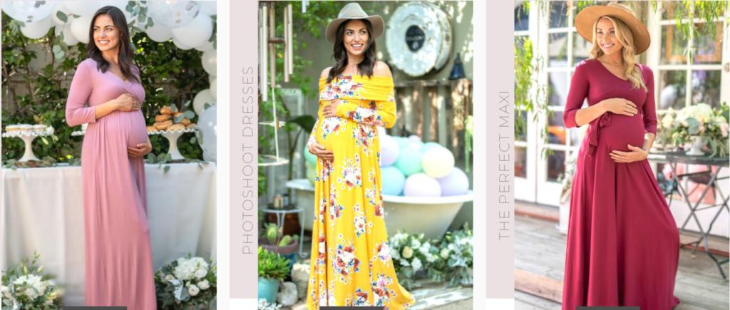 美国孕妇装品牌