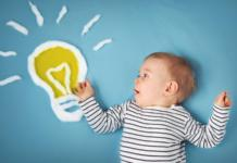 宝宝大脑发育过程