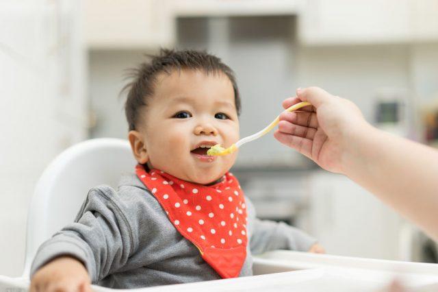 宝宝过度喂养