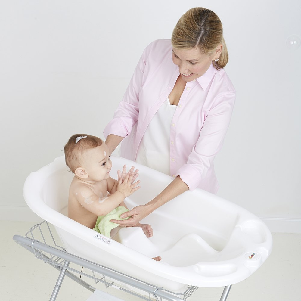 美国宝宝洗澡必备
