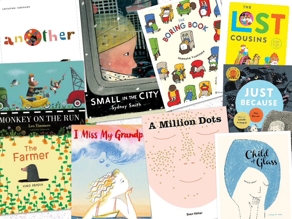 纽约时报年度儿童绘本