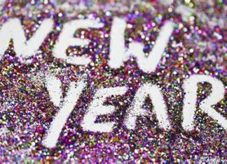 New Years Resolution Sheet