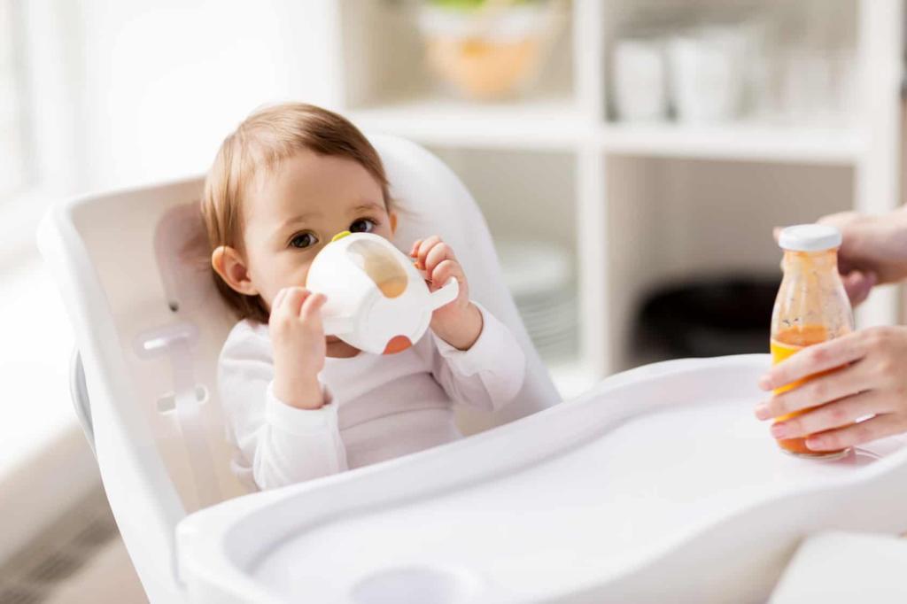 1岁前宝宝不能吃的食物