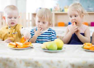 美国宝宝健康零食