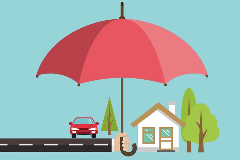 美国雨伞险