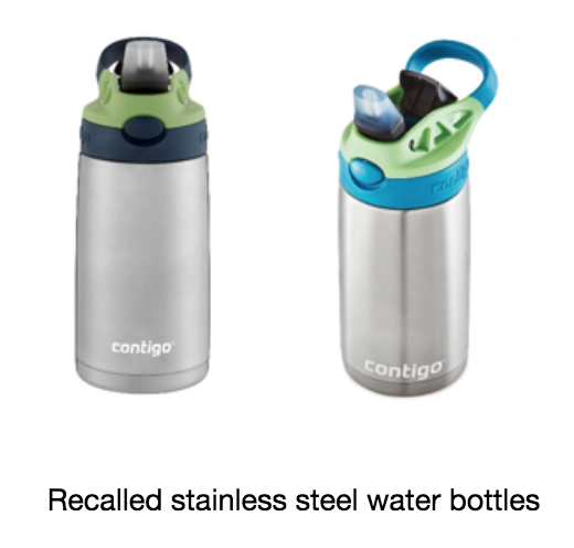Contigo Kids Cleanable水杯召回