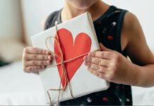 美国情人节儿童礼物