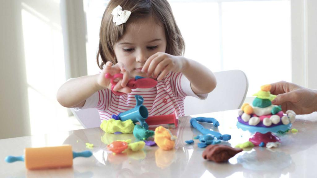 美国宝宝精细运动发展