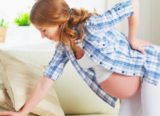 美国妈妈孕期不适