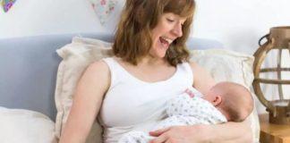 美国妈妈乳房护理