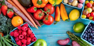 蔬菜水果维生素钙含量