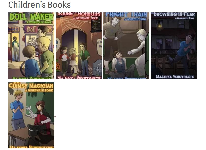 美国儿童免费书