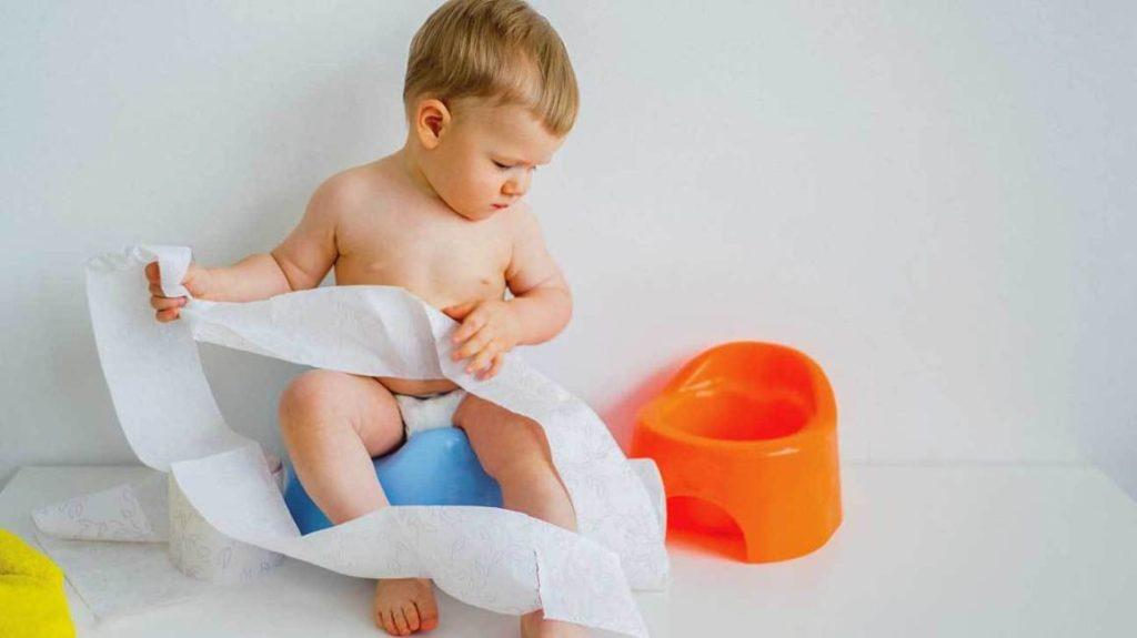 美国宝宝如厕训练