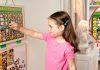 美国儿童做家务
