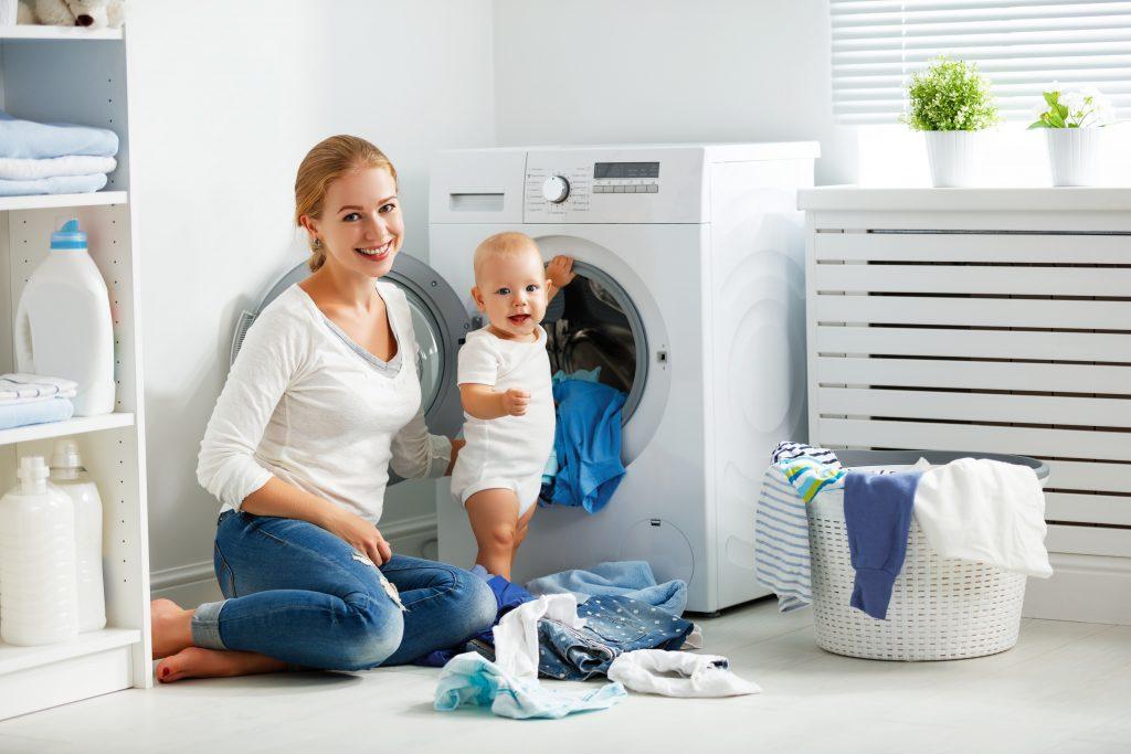 美国宝宝衣服清洗