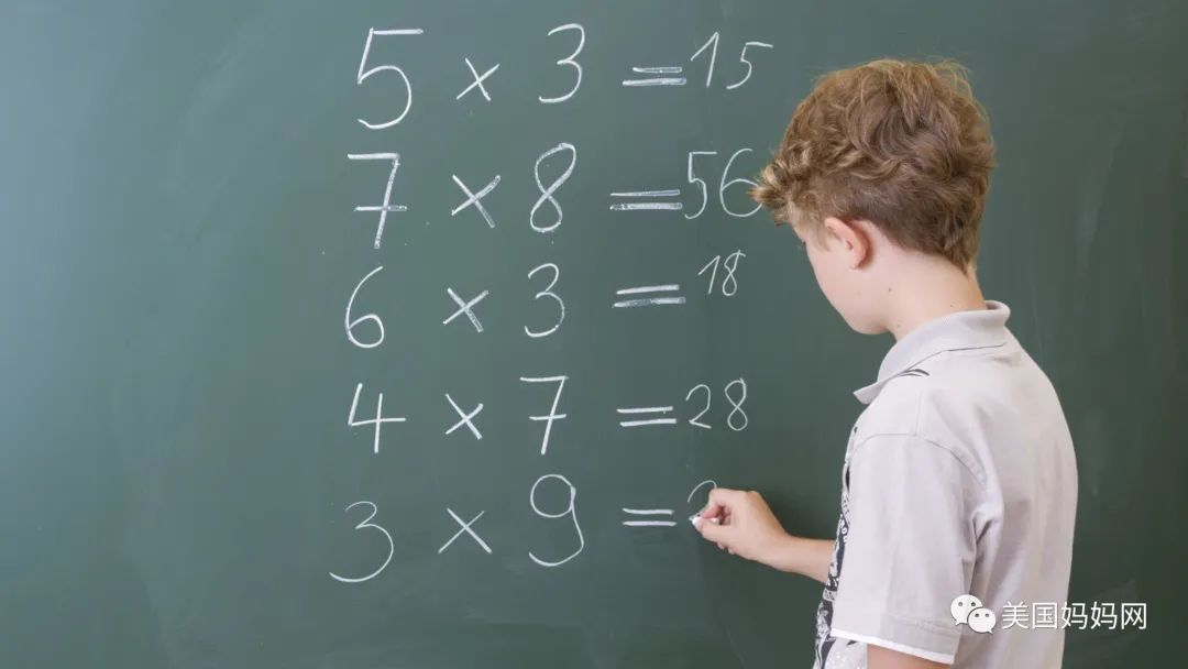 美国宝宝数学启蒙