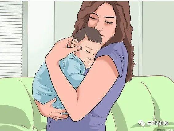 新手爸妈抱娃