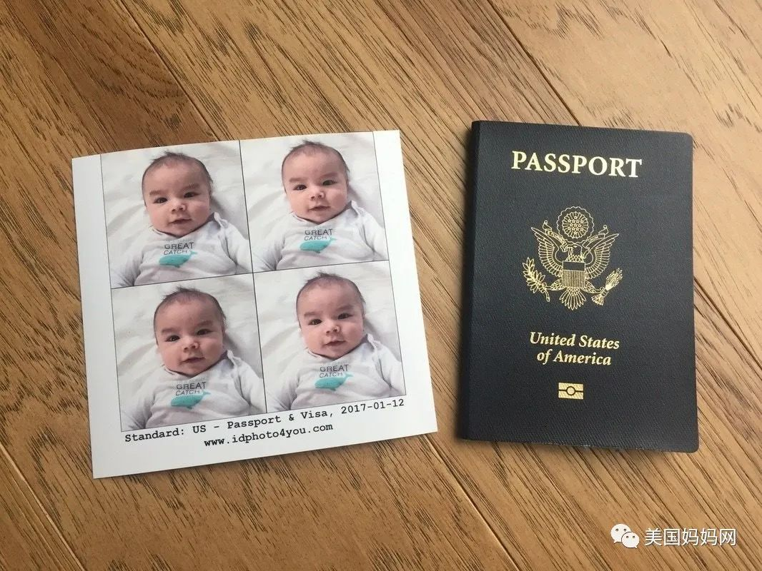 美国宝宝出生证件