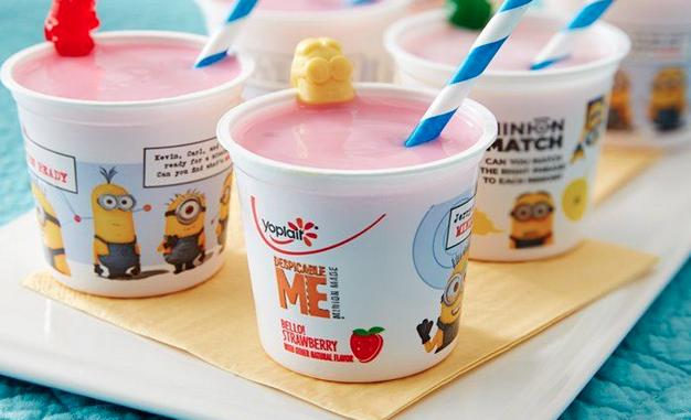 美国宝宝酸奶