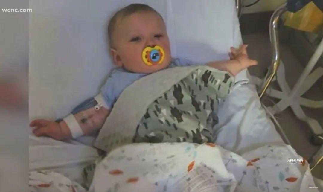 1岁半宝宝检测新冠病毒
