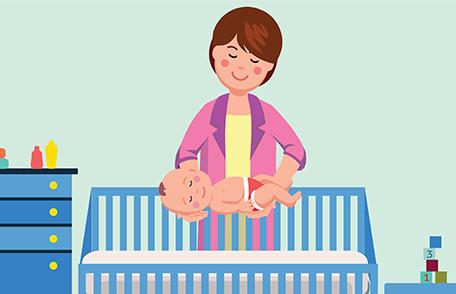 美国婴儿床安全