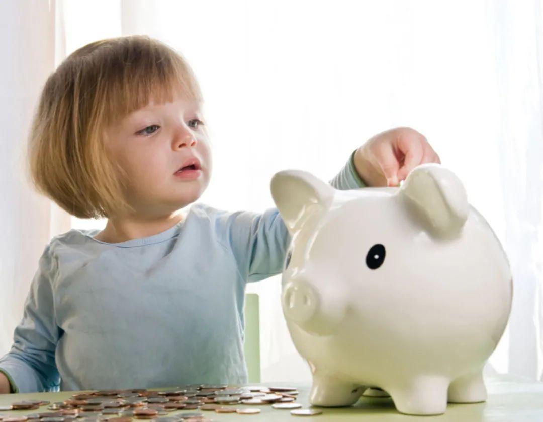 美国宝宝金钱观