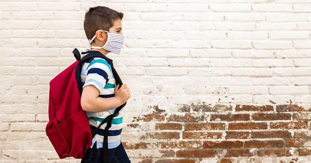 美国幼儿园小学复课