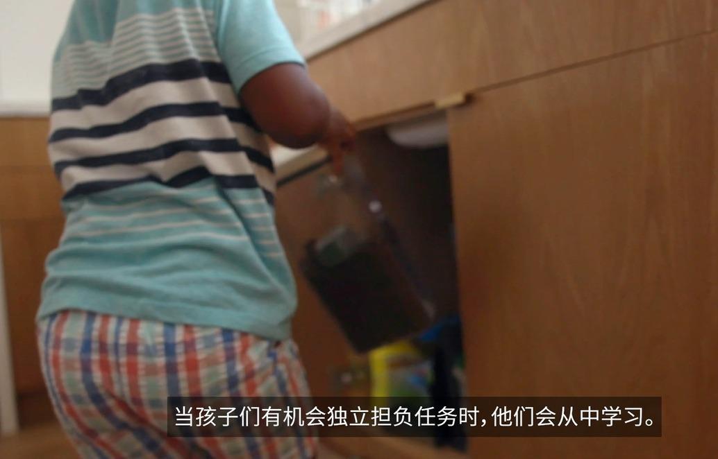 如何让宝宝做家务