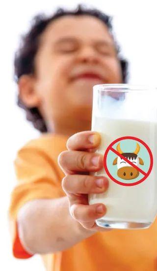 美国宝宝牛奶蛋白过敏