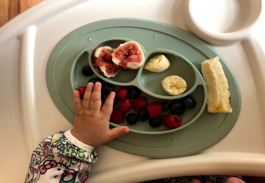 美国宝宝手指食物